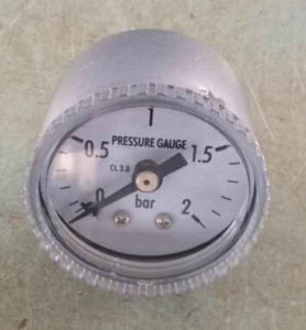 37.5 Dial Stainless Steel Pressure Gauge pictures & photos