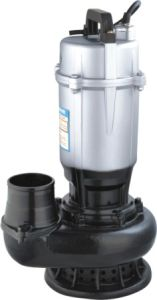 CE Approved High Quality Aluminium Body Submersible Water Pump (QDX10-16-0.75) pictures & photos