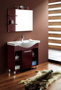 Modern Style /Solid Wooden Bathroom Cabinet / Vanity (KA929)