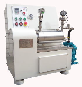 Horizontal Enclosed Bead Mill for Lab Use (ZM1.4D) pictures & photos