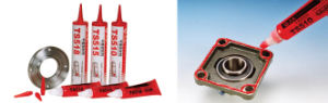 Anaerobic and Silicone Flange Sealants (TS500 Series)
