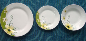 18PCS Dinner Set - Porcelain (SET10A01)