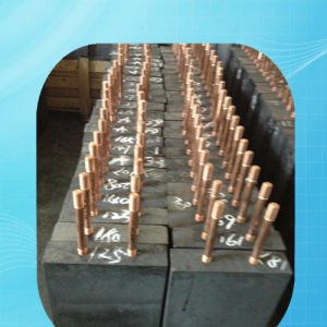 Dia: 540mm Length: 550mm Mold Graphite Round Rod pictures & photos