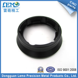 Black Nylon CNC Turning Parts by Machining (LM-0603S) pictures & photos