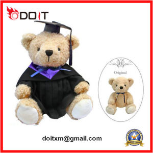 Graduation Teddy Bear with Hats and Uniform pictures & photos