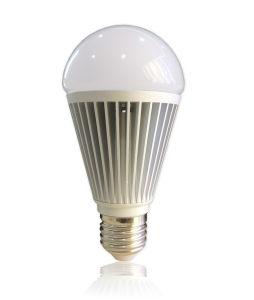 8W E27 Milk Cover LED Bulb (YC-QP-8)
