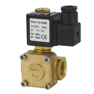 0927 Series Piolot Operated Solenoid Valve pictures & photos