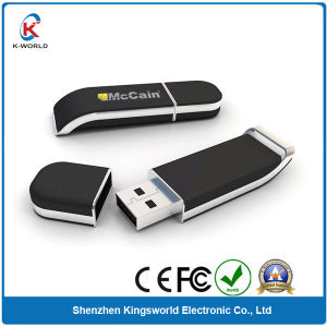 High Speed Plastic 1GB USB Flash Drive (KW-0348) pictures & photos
