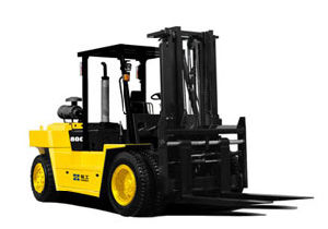 Forklift, Forklift Truck, Diesel Forklift (CPCD80-2)