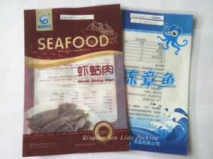 Laminated Vacuum Bag for Seafood pictures & photos