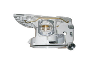Crankcase Assembly, 070 Crankcase Assembly, Magnesium Crankcase