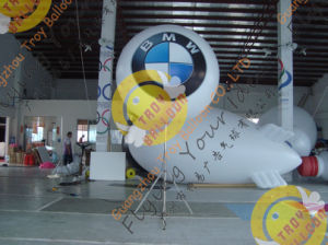 Top Quality Inflatable Stand Balloon with CE & 304 Stainless Steel Pole
