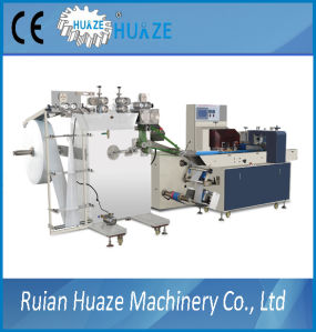 Automatic Horizontal Wet Wipe Packing Machine pictures & photos