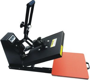 Auto-Open Drawer T-Shirt High Pressure Heat Press Machine (CE-Passed) pictures & photos