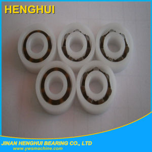 Plastic Deep Groove Ball Bearing pictures & photos