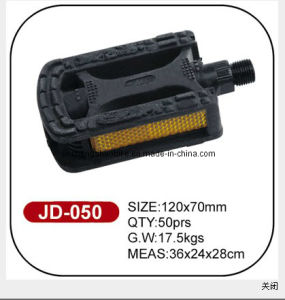 High Standard Quality Black Bicycle Pedal Jd-050 pictures & photos