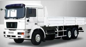 6X4 Heavy Duty Cargo Truck (QTJDK2003459)