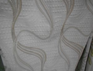 Function Knitted Jacquard Mattress Fabric