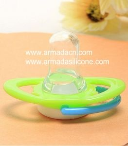 Silicone Baby Pacifier (AI-H711)