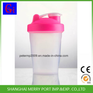 400ml 16oz Plastic Shaker Bottles Joyshaker Cups Sport Water Bottles pictures & photos