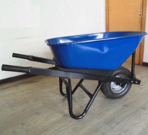 Straight Handle Heavy Duty Farm Construction Wheelbarrow pictures & photos