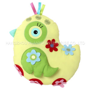 Factory Supply of Plush Stuffed Bird Cushion Toy pictures & photos
