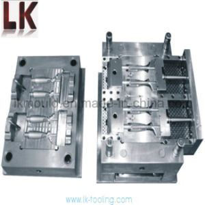 High Precision ISO14001 Qualified Plastic Injection Mold