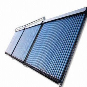 Aluminium Heat Pipe Solar Collector Sb-20 pictures & photos