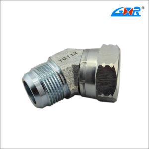 45 Degree JIS Gas Male/Female Fitting pictures & photos