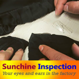 Garment Quality Control Services Inspectors Specializing in Textile QC pictures & photos