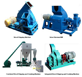 Wood Crusher (MFSP-Series)