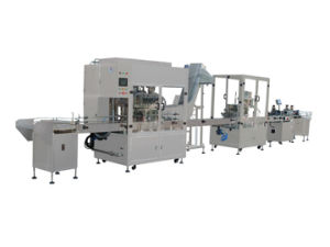 6 Heads Beverage/Juice/ Water/ Washing/Oil Filling Machine pictures & photos