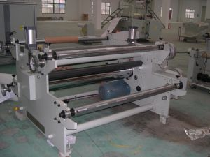 Decorative Frosted Glass Film Automatic Laminator with Heating Steel Roller pictures & photos