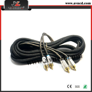 RCA Cable/Car Audio RCA Cable (R-009)