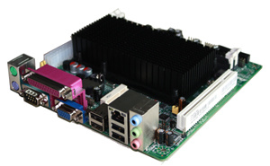 Intel Atom D410 D425 D510 D525 Embedded Motherobard With Dual LAN pictures & photos