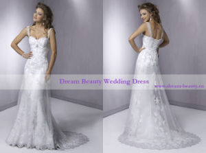 Wedding Gown & Bridal Gown (Hs09-Mic)