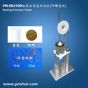 Sr Beating Freeness Tester (PN-SDJ100) pictures & photos