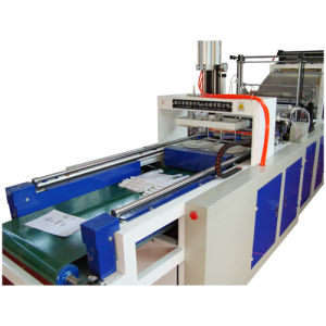 High Speed Cold Cutting Bag Maker (SSC-700) pictures & photos
