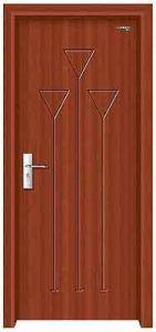 PVC Wood Door / PVC Door pictures & photos