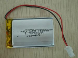 053048, 3.7V 700mAh Polymer Battery