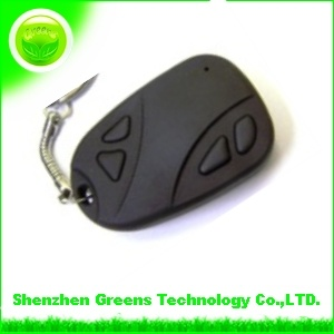 Micro DV Camera Car-Key Shape for Security & Protection Mi-801