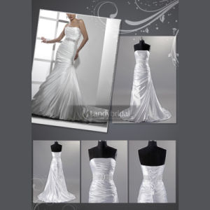 New Style Custom-Made Wedding Dress (LB3096)
