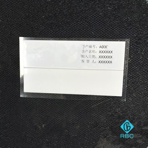 Ultrathin Printable Anti-Metal RFID Tag for Asset Management/Access Control System