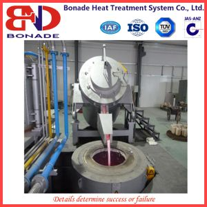 Aluminum and Copper Gas Melting Furnace 400kg pictures & photos
