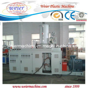 Plastic Extruder Machine / HDPE PPR PP Pipe Machinery pictures & photos