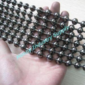 10mm Big Gun Metal Color Metal Bead Chain