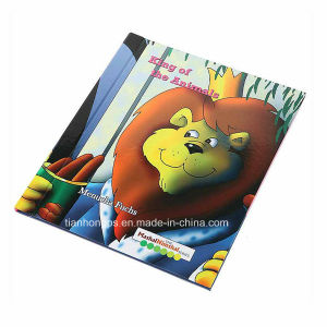 Hardcover Book Printers, (OEM-HC011) Picture Book Printing pictures & photos
