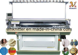 Weihuan (WH) Multigauge Double System Flat Knitting Machine (3.5.7MG) Shima Seik System, Ssg pictures & photos