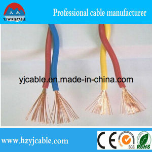 Rvs PVC Insulated Flexible Twisted Cable pictures & photos