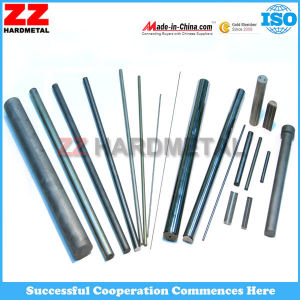 Solid Yl10.2 H6 Tungsten Cemented Carbide Rods for Endmills Reamers pictures & photos